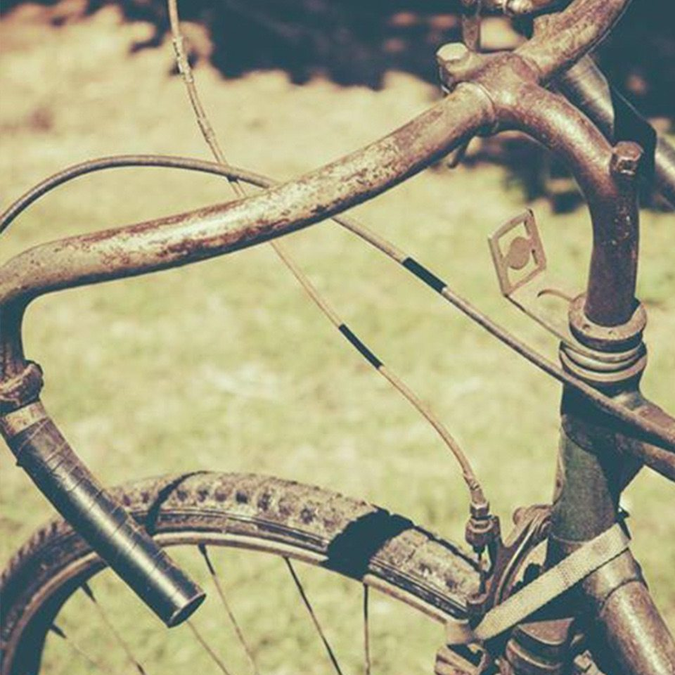 Old Bike Photo