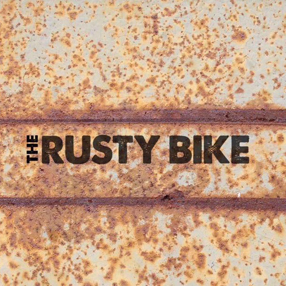 The Rusty Bike Sign